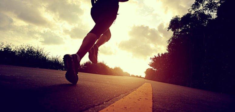 correndo demais