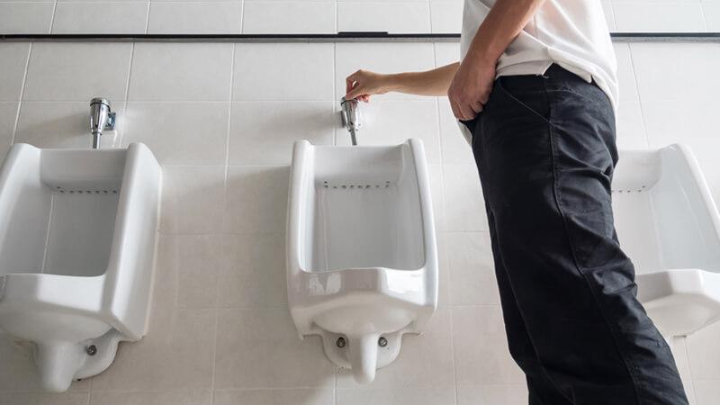 Dificuldade para urinar