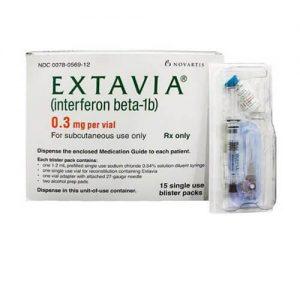interferon beta 1b