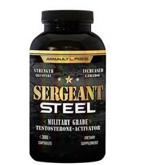 2 SergeantSteel
